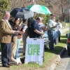 Loitering Laws Flagged as a Method to Halt Pro-Life Supporters