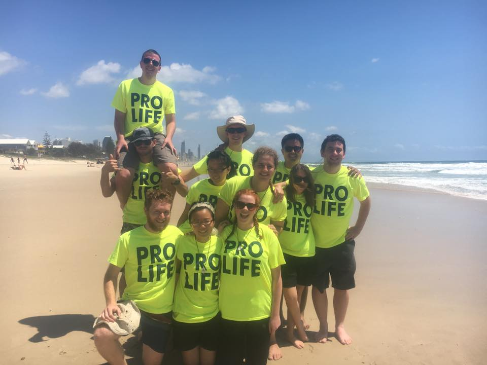 Young Australians Walk from Brisbane to Melbourne in Support